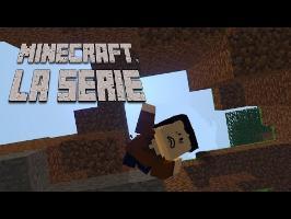 Minecraft, LA série - ep.1 : Le ravin