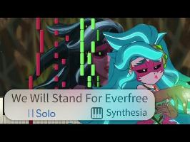We Will Stand for Everfree - EqG: Legend of Everfree