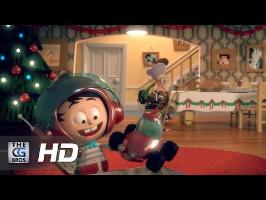 CGI 3D Animated Short: REMOTE - Directed by - Andrew Lavery, Mathew Rees