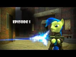 Blaze the Pegasus - Episode 1