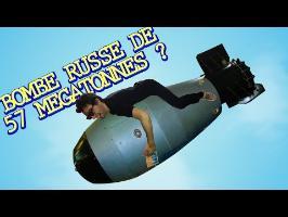 UNE BOMBE NUCLÉAIRE RUSSE DE 57 MÉGATONNES ? Vrai ou Faux #9