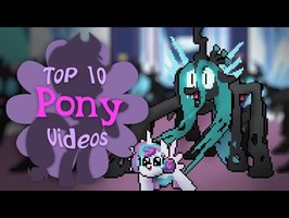 The Top 10 Pony Videos of August 2020