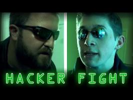 Hacker Fight | WHITE LIGHTNING HQ