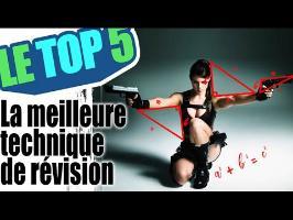 Le top 5 - La meilleure technique de révision (en 5 étapes )
