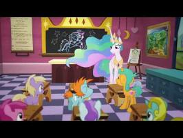 MLP: Friendship is Magic - Fundamentals of Magic with Princess Celestia