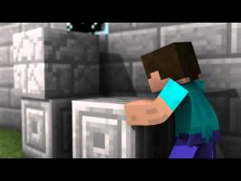 Herobrine's Cat 3! - Minecraft Animation