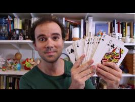 Un tour de cartes non transitif - Micmaths
