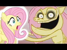 Fluttershy Reacts to SHED. MOV II I SWEAR IT'S NOT ME (18+