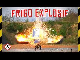 FRIGO EXPLOSIF ! - Acétylène Power ep. 3