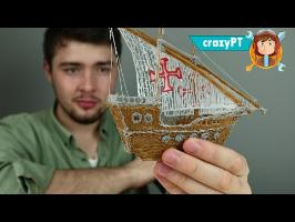How to Make a Boat - 3D Pen