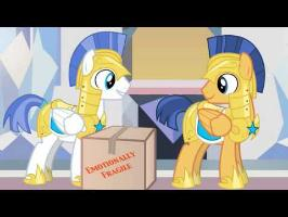 1st Class Sister 3rd Class Delivery | My Little Pony | Flash Animation