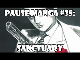 PAUSE MANGA #35: SANCTUARY