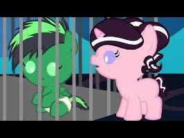 MLP Brony Babies Pitch's Cage Animation