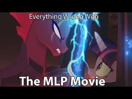 Everything Wrong With My Little Pony: The Movie [Parody]