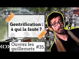 Usul. Gentrification: à qui la faute?
