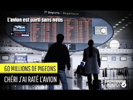 60 millions de Pigeons : l'avion raté