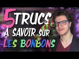 CHRIS : 5 Trucs à Savoir Sur Les Bonbons