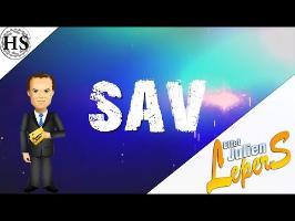 SAV#1 - L'effet Julien Lepers