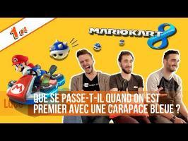 LQCG - Premier sur Mario Kart avec une carapace bleue ?