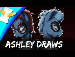 The Factory Twins | Ashley Draws