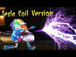 Shake Your Tail - Tesla Coil + Instrumental