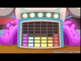 Multilanguage - Sunset Shimmer singing - EqG RR