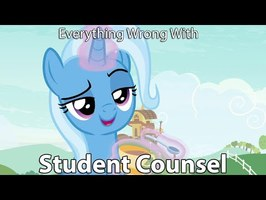 Everything Wrong With My Little Pony Season 9 Student Counsel
