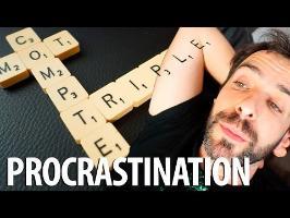 Procrastination - Mot Compte Triple