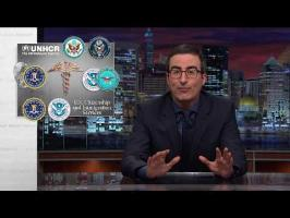 Refugee Crisis: Last Week Tonight with John Oliver (HBO)