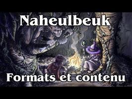Naheulbeuk : formats et contenu