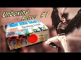 LES SPRING-HEEL JACK'S ! - Unboxing Retros #1 (Vidéotest)