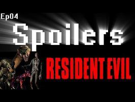 Spoilers - Resident Evil 1