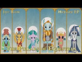 [Heroes EP] Jyc Row - The Pillars of Equestria