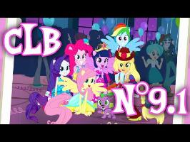 CLB N°9.1 - Equestria Girls