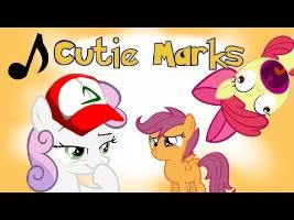 Cutie Marks (a Pokemon parody)
