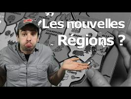 Je comprends rien aux nouvelles régions