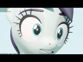 I AM NOT RARA - Pony Test Animation