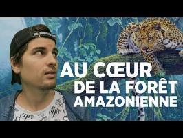 Au coeur de la forêt amazonienne...