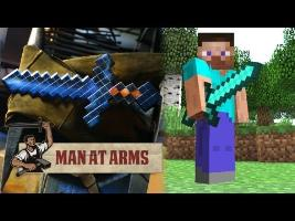 Diamond Sword (Minecraft) - MAN AT ARMS