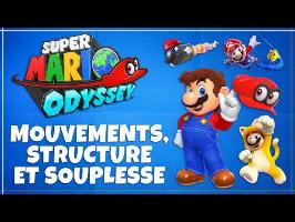 Game Anatomy - Mario Odyssey, plus flexible que jamais ?