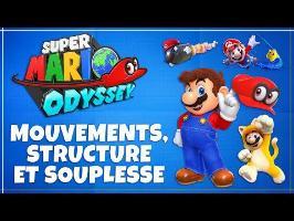 Game Anatomy - Mario Odyssey, plus flexible que jamais ?