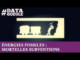 Énergies fossiles : mortelles subventions #DATAGUEULE 44
