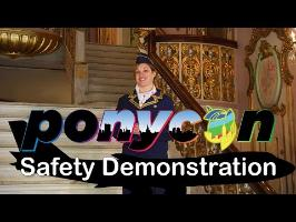 Ponycon 2016 Convention Safety Video