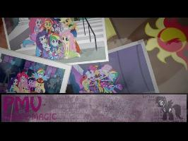 PMV/ Typography | Dance Magic