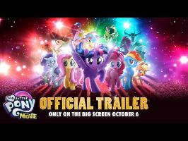My Little Pony: The Movie - Official Trailer Debut ????