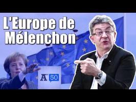 Présidentielle 2017 : Mélenchon ne veut pas sortir de l'UE ! [Analyse de programme]