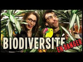 Professeur Feuillage - Episode 09 - Biodiversité en danger