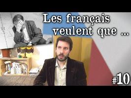 LDB #10 - Les français veulent que ...
