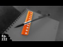 conception et impression d'un todolister spécial pour mes cahiers whitelines - Ep222