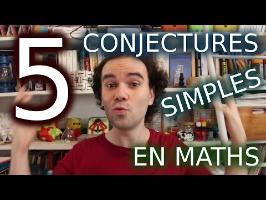 Top 5 des problèmes de maths simples mais non résolus - Micmaths